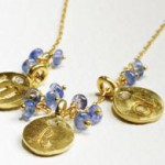 Initial Love Necklaces:  For Grandma Too