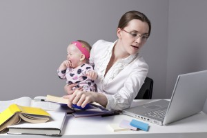 working-women-with-families