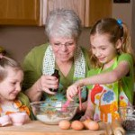 Grandma Lessons Create Grandchild Heaven