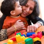 Grandparenting Skills are a Gift