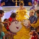 Grandchildren's Magic Kingdom and New Fantasyland at Disneyworld in Orlando