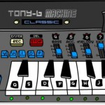 Making Music with Grandchildren with the Tony-b Machine