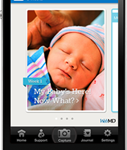 WebMD Baby 101 App For I Phone and I Pod Touch
