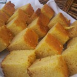 Cornbread Made with Grandchildren
