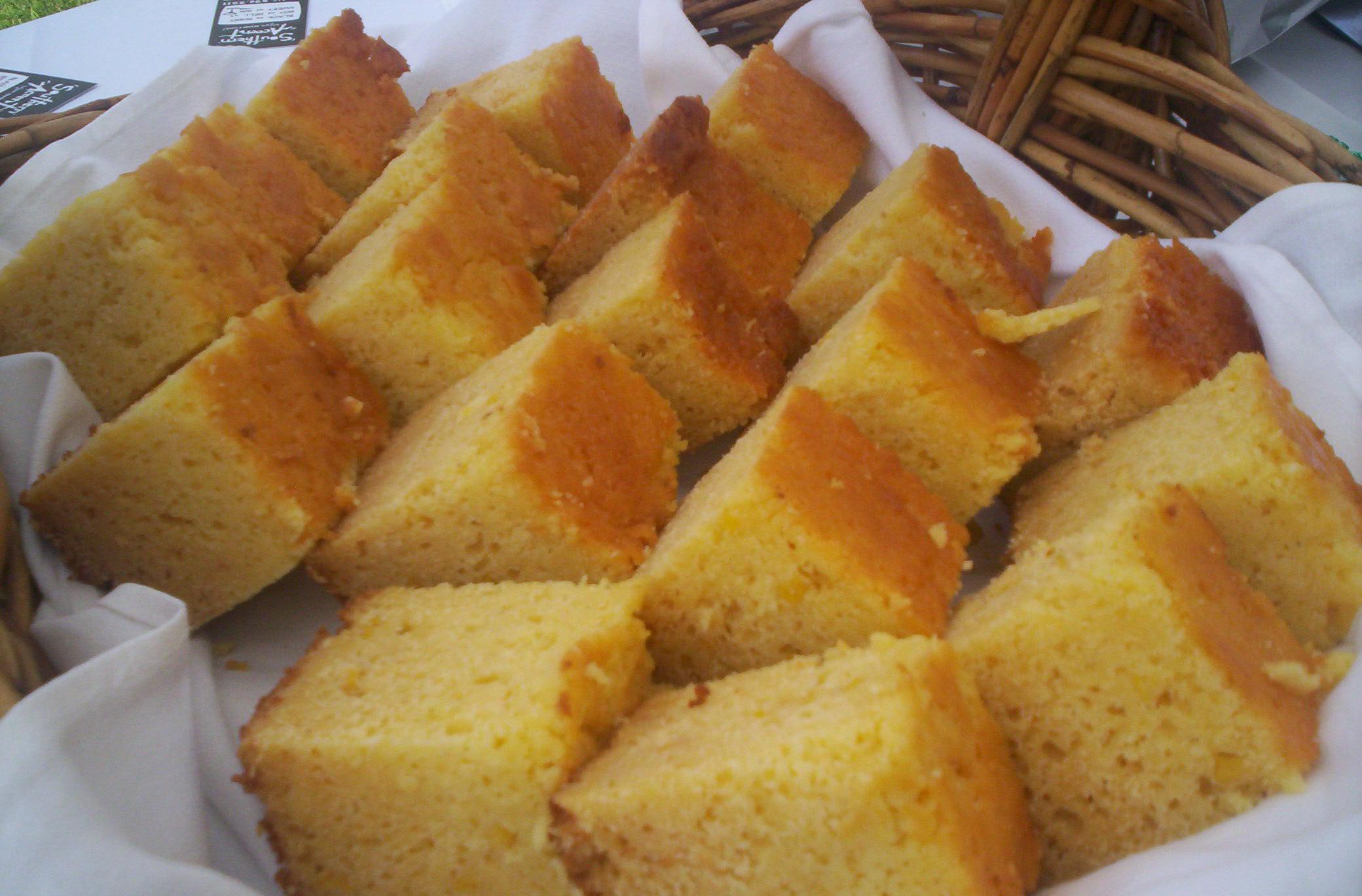 Cornbread Made with Grandchildren — Grandma Lessons