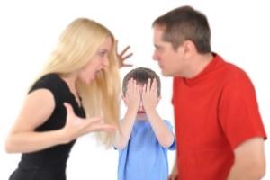 arguing-in-front-of-children
