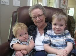 Grandma in South Florida