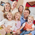 Multigenerational Families Living Together Again