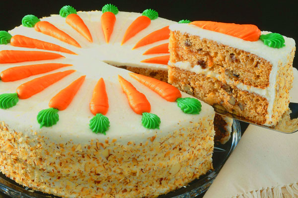 Carrot Cake: Enjoying Carrots Grandma Style — Grandma Lessons