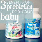 Who Knew Newborns Should be Getting Probiotics