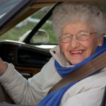 Grandma Intends to Drive Forever