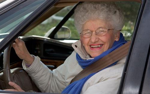 Grandma Intends To Drive Forever Grandma Lessons