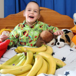 Grandma Helps Parents Avoid Going Bananas at Bedtime