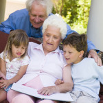 Older Finally Means Grandparenting, Not Parenting