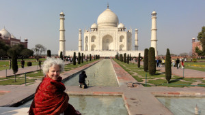 Boomer Grandma Continue to Travel the World