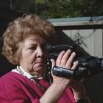Grandma Becomes the Family Photographer