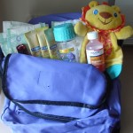 Emergency Baby and Child Bag Even if You Do not Live in Tornado Alley