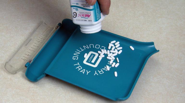 zolpidem urine drug test