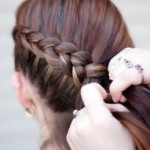 Braiding Granddaughter's Hair and Braiding Memories
