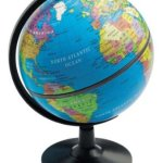 Give Your Grandchild the World in his or her Hand with a Globe