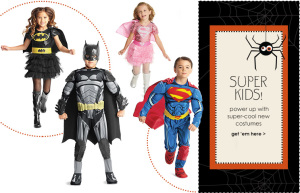 It's Time to Find the Best Halloween Costume for Grandchildren Again