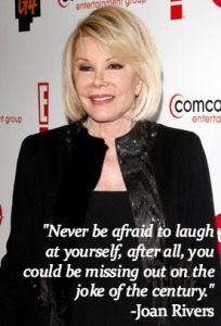 What Joan Rivers Has Taught Us About Aging