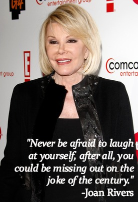 What Joan Rivers Has Taught Us About Aging — Grandma Lessons