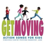 Dancing and Singing with Grandchildren and Teaching and Moving Body Parts