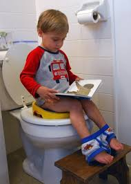 Potty Training and School...Oh Boy!