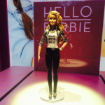 Wi-Fi Barbie Doll