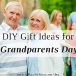 Grandparents' Day Celebrated By A Grandma Giving to Children and Grandchildren and Creating a Legacy and Memory to Last