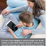 American Academy of Pediatrics Comes Into the Twenty First Century Regarding Electronics and Children Just in Time to Stop Parental Guilt Over Parents' Reality