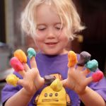 To This Day, Play Dough Does Not Appear in Grandma's House But Learning its History and How To Make It At Home Led to The Best Website For Instructions To Homemade Anything