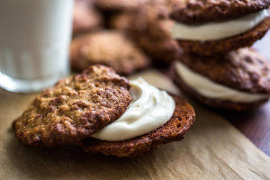 clark-oatmeal-cookies