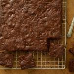 Choose Between Ina Garten's Peanut Swirl Brownies or A Brownie Mix with Peanut Butter Swirl