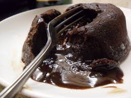 Using The Microwave To Make The Best Chocolate Lava Cake