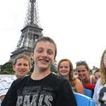 Consider Introducing Your Grandchildren To The World, Beginning with Paris