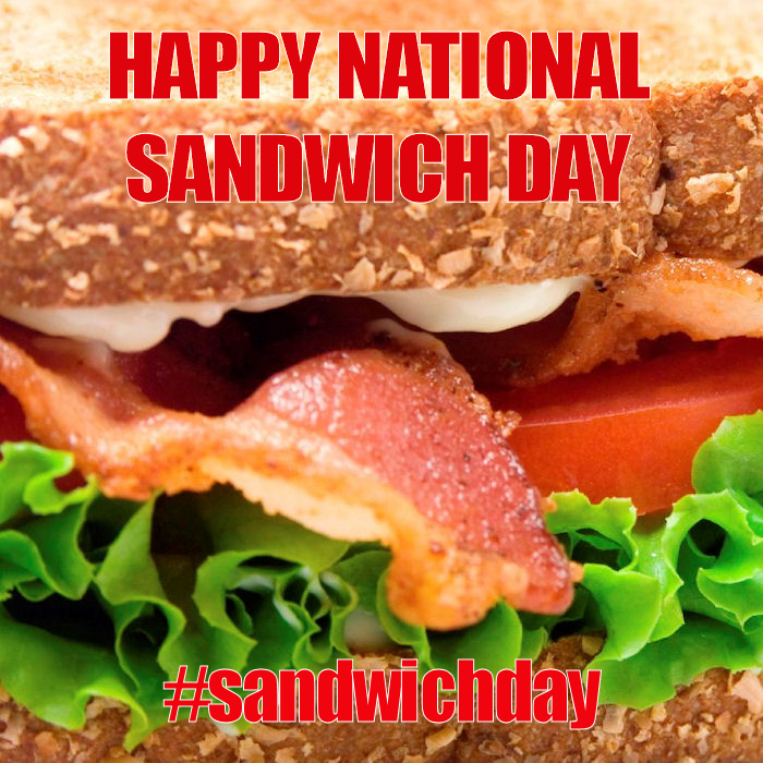 National Sandwhich Day