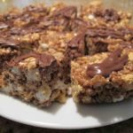 Missing Thanksgiving Magic – Cookie Bars — and Significant Family Presence